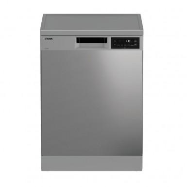 Altus - Altus AL 445 NIX 5 Programlı Inox Bulaşık Makinesi