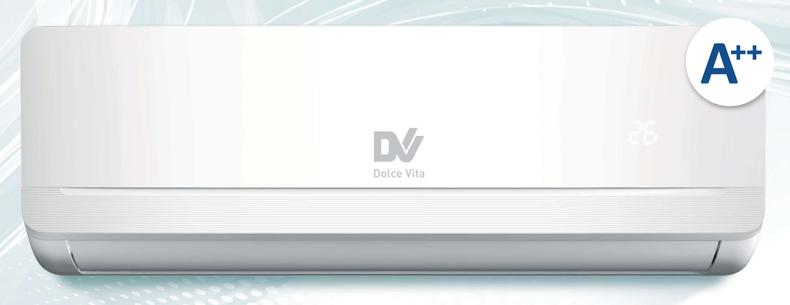 Dolce Vita 12 (Montaj Dahil) 12.000 Btu/h A++ Sınıfı R32 Inverter Split Klima - Baymak Güvencesi