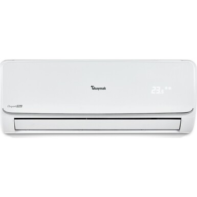 Baymak Elegant Plus 12 A++ Sınıfı 12.000 Btu/h R32 Inventer Split Klima (Montaj Dahil) - Thumbnail