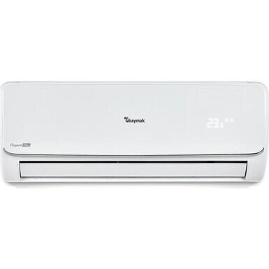 Baymak - Baymak ELEGANT PLUS 18 A++ 18.084 Btu/h A++ Sınıfı R32 Inverter Split Klima