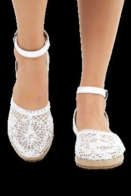 Tonny Black - Tonny Black Beyaz Kadın Sandalet Tb509