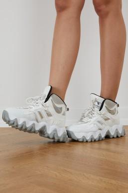 Tonny Black - Tonny Black Beyaz Kadın Spor Ayakkabı Tbself