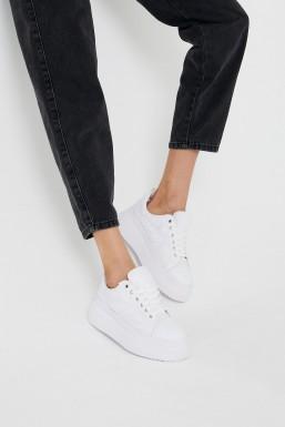 Tonny Black - Tonny Black Beyaz Kadın Spor Ayakkabı Tbznp TBZNP-1_102