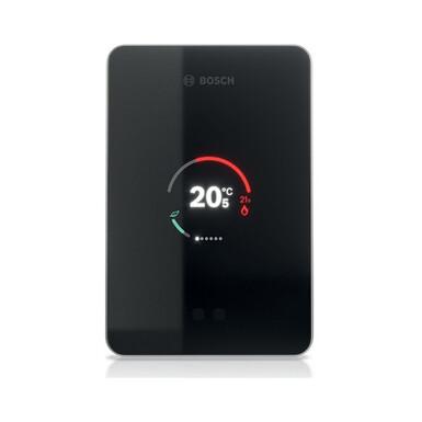 Bosch - Bosch CT200 EasyControl Akıllı Oda Kumandası- Siyah