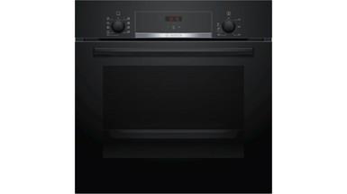 Bosch - Bosch HBF514BB0T Siyah Cam Ankastre Fırın
