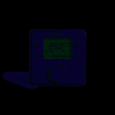 Buderus - Buderus RC200 RF Kablosuz Programlanabilir Oda Termostatı