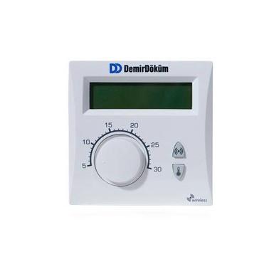 Demirdöküm - DemirDöküm RF6001 Kablosuz Oda Termostatı