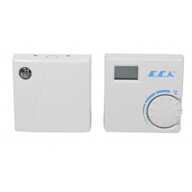 E.C.A. - ECA ERT-176 RF Kablosuz Oda Termostatı