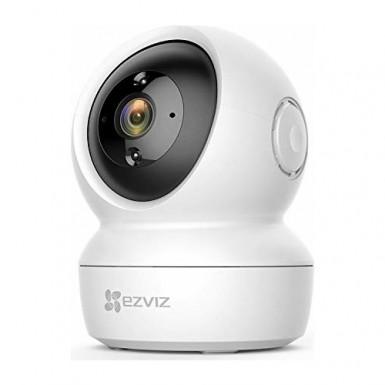 EZVIZ - Ezviz C6N 1080p Full HD 360 Derece Gece Görüşlü Sesli IP Wi-Fi Güvenlik Kamerası