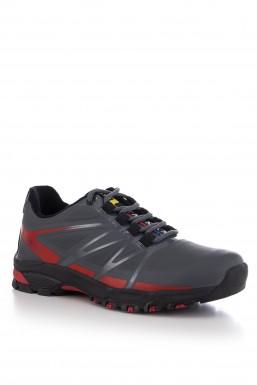 Tonny Black - Tonny Black Füme Kırmızı Erkek Trekking Ayakkabı Dgstx DGSTX-2_246