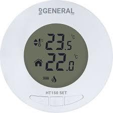 General - General HT150 Kablolu Dijital Oda Termostatı