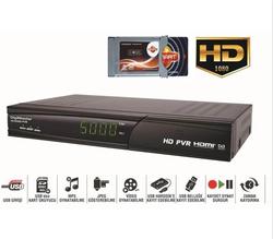 Goldmaster - Goldmaster DM-5500 HD + 1 Yıl Hediyeli D-Smart Modül