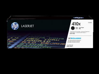 Hp - HP 410X CF410X Yüksek Kapasiteli Siyah Orijinal LaserJet Toner Kartuşu (Resmi Distribütör Garantili)