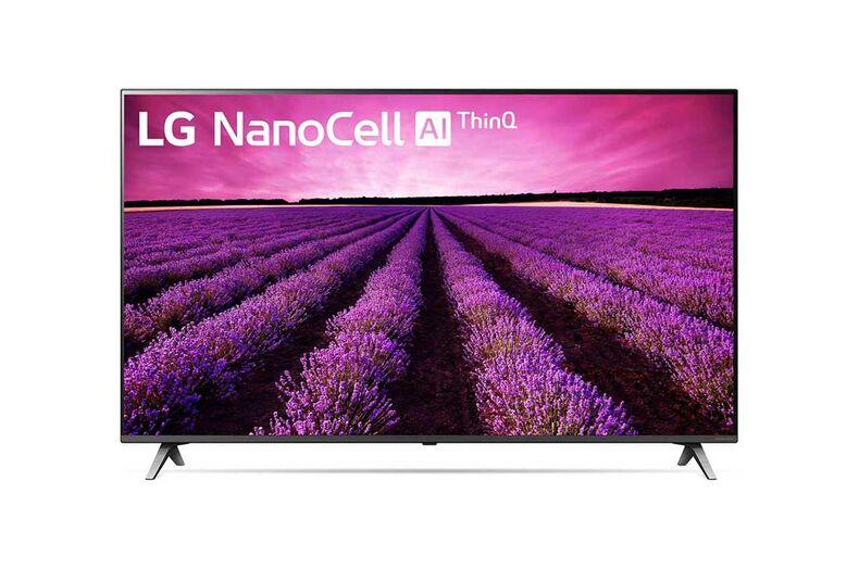 LG 49SM8000PLA NanoCell 4K Ultra HD Uydu Alıcılı Smart LED Televizyon