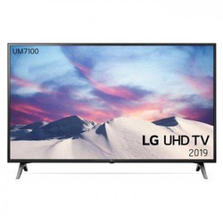 LG - LG 49UM7100PLB 49'' 123 Ekran Uydu Alıcılı 4K Ultra HD Smart LED TV