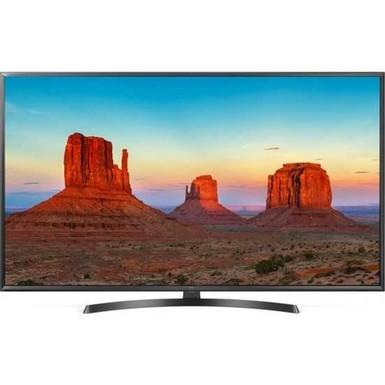 LG - LG 55UK6470PLC 4K Ultra HD Uydu Alıcılı Smart LED Televizyon