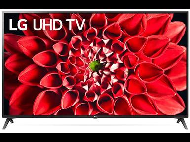 LG - LG 70UN71006LA 4K Ultra HD Uydu Alıcılı Smart LED Televizyon