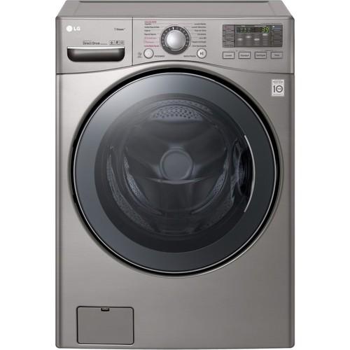 LG - LG F2K2CHK2T A+++ 17 kg Yıkama / 10 kg Kurutma 1100 Devir Çamaşır Makinesi