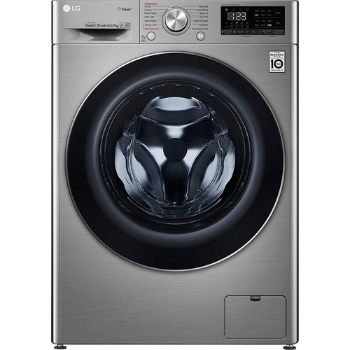 LG - LG F4V5RGP2T A 10.5 kg Yıkama / 7 kg Kurutma 1400 Devir Çamaşır Makinesi