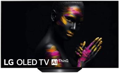 LG - LG OLED55B9PLA 4K Ultra HD Uydu Alıcılı Smart OLED Televizyon