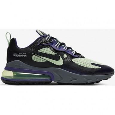 Nike - Nike Air Max 270 React CT1617-001 Erkek Spor Ayakkabı