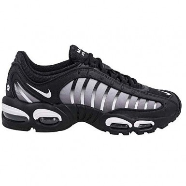 Nike - Nike AIr Max Tailwind IV Erkek Siyah Beyaz AO2567-005 Ayakkabı