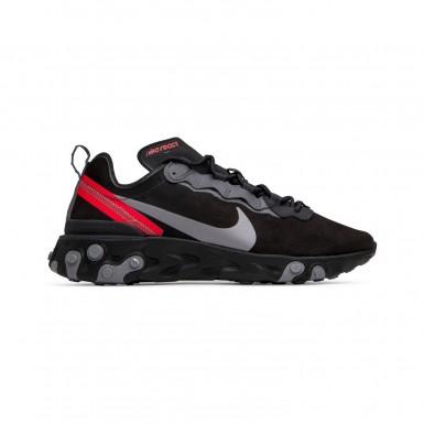 Nike - Nike React Element 55 Erkek Ayakkabi CQ6366-001