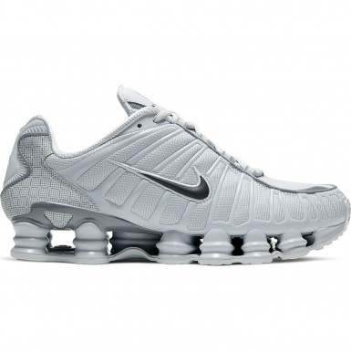 Nike - Nike Shox Tl Erkek Ayakkabı Ct3448-001