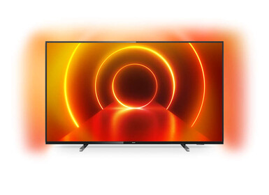 Philips - PHILIPS 65PUS7805/62 4K UHD LED SMART Televizyon