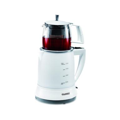 Queen - Queen Prodem Cam Demlikli Çay Makinesi