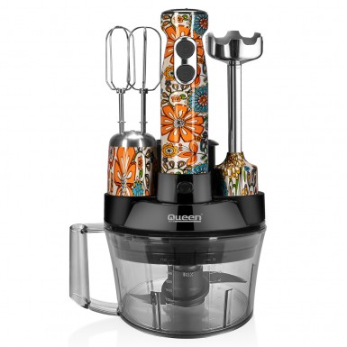 Queen - Queen Blendmix Pro CASABLANCA Blender Set