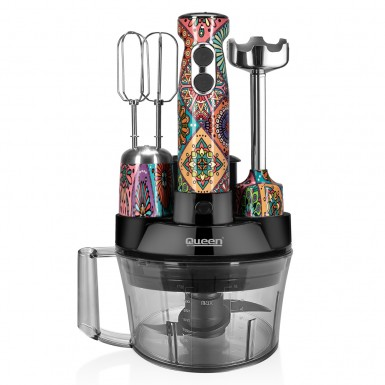 Queen - Queen Blendmix Pro MOROCCO Blender Set