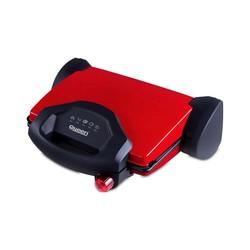 Queen - Queen Mr. Toaster Tost & Grill 1800 Watt Tost Makinesi - Kırmızı