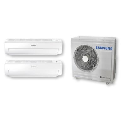 Samsung - Samsung AJ025JBADEH 9000 BTU / AJ050JBADEH 18000 BTU Multi Split Klima