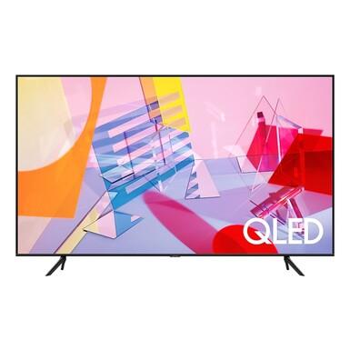Samsung - Samsung QE-58Q60T 4K Ultra HD Uydu Alıcılı Smart QLED Televizyon
