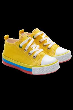 Tonny Black - Tonny Black Sarı Çocuk Spor Ayakkabı Tb994