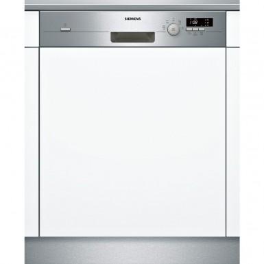 Siemens - Siemens SN515S00DT iQ100 A+ 5 Programlı Yarı Ankastre Bulaşık Makinesi (OUTLET)