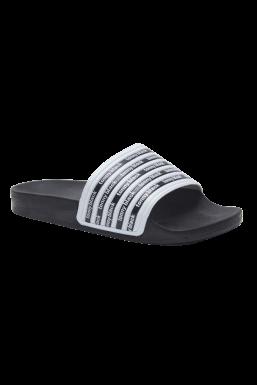 Tonny Black - Tonny Black Siyah Beyaz Unisex Terlik Tbnet1