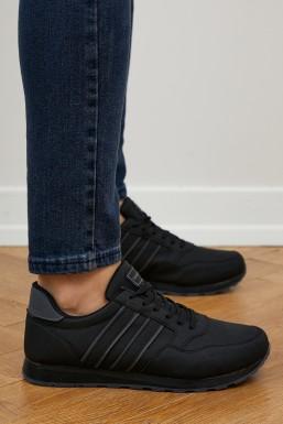 Tonny Black - Tonny Black Siyah Füme Unısex Spor Ayakkabı Tb077
