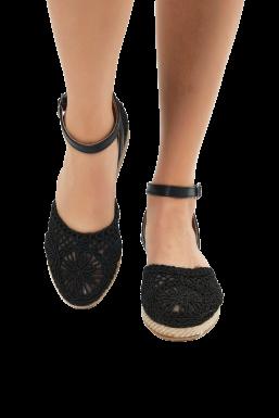 Tonny Black - Tonny Black Siyah Kadın Sandalet Tb509
