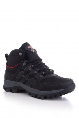 Tonny Black - Tonny Black Siyah Kırmızı Unisex Trekkıng Bot Tb1827 TB1827-2_316