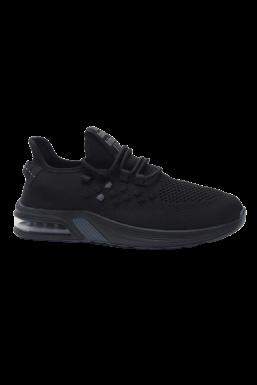 Tonny Black - Tonny Black Siyah Unısex Spor Ayakkabı Tbbln