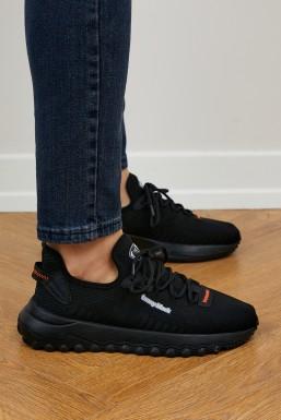 Tonny Black - Tonny Black Siyah Unısex Spor Ayakkabı Tbt2