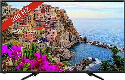 Telefox 24TD2400 200 HZ UYDU ALICILI LED TV