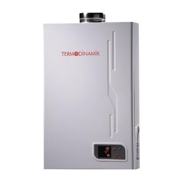 Termodinamik - Termodinamik JSG 25-12K 11 lt Fanlı Hermetik Şofben