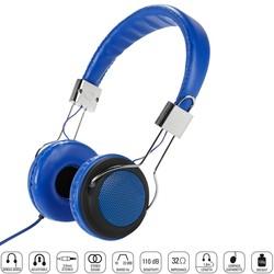 Vivanco - Vivanco Vivanco 34881-Street Style X-Bass Kulaklık-Mavi